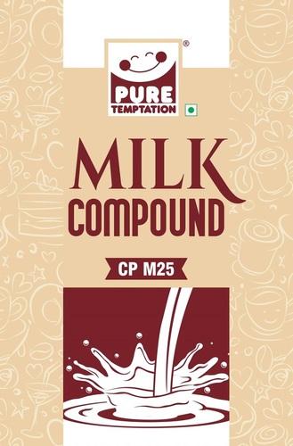 Milk Chocolate Compound Slab Bar