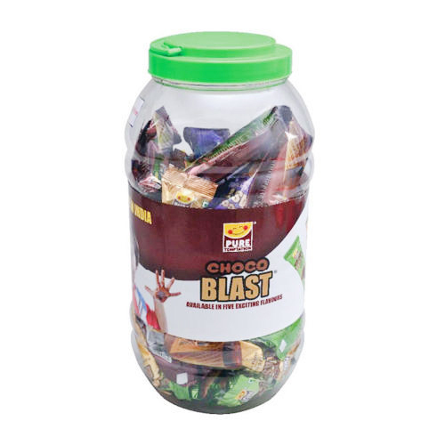 Choco Blast Jar Cone Chocolate