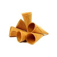 Rolled Sugar Cone Waffle cone