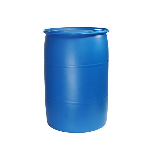 Plastic Blue Barrels