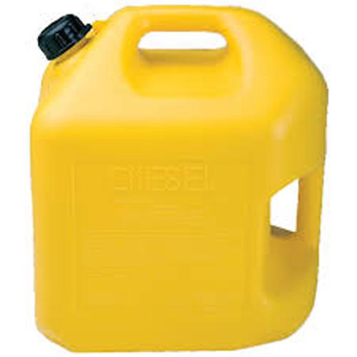 Plastic Diesel Can