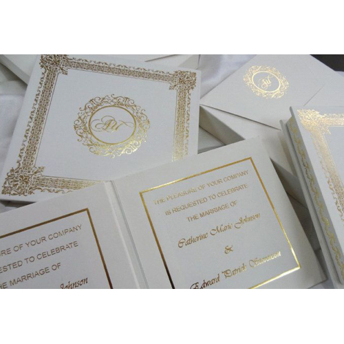 Stationery Wedding Cards