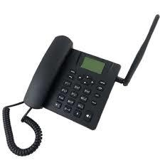 Dual Sim Fixed Wireless Phone