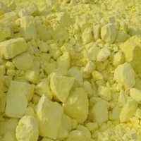 Powder Sulphur Lumps