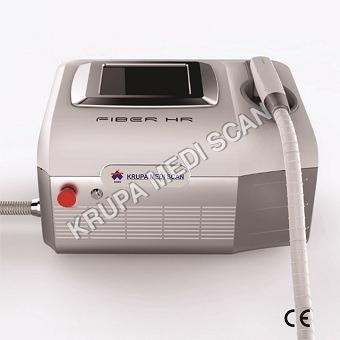 Fiber Diode Laser Hair Remover Machine