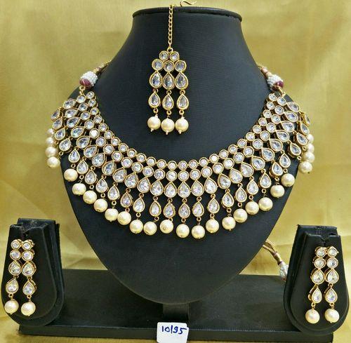 Kundan Gold Necklace