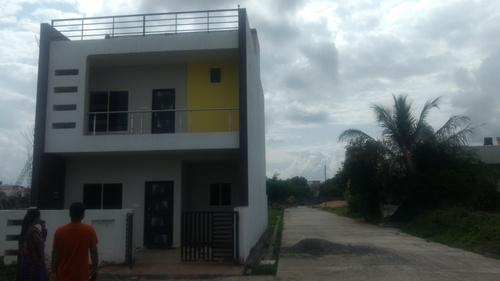 Ongoing Duplex Project