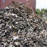 855900 Shredded Mild Steel Scrap