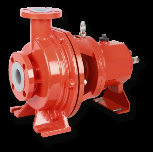 PVDF Lined Pump
