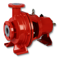 FEP Lined Pump