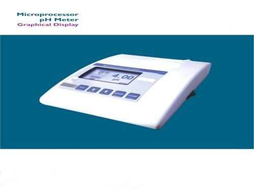 PH Meter Microprocessor