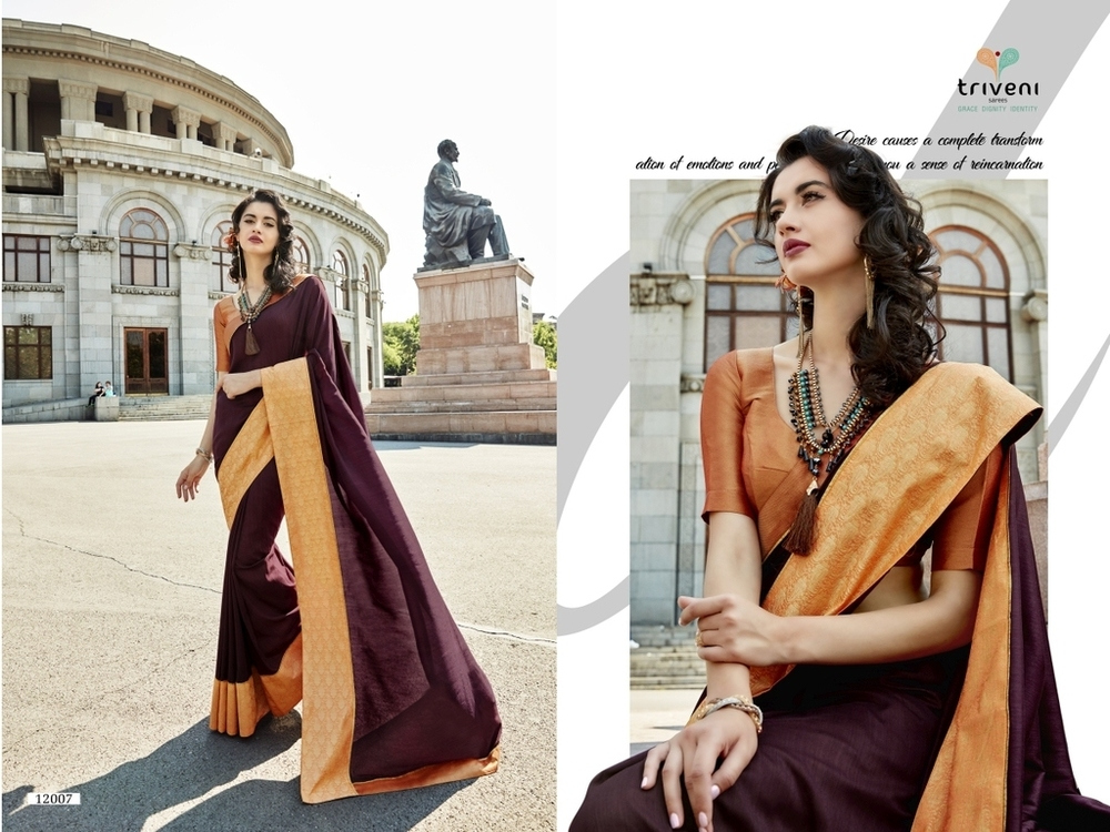 Art Silk Sarees Collection