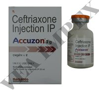 Accuzon 2 g(Ceftriaxone Injection)