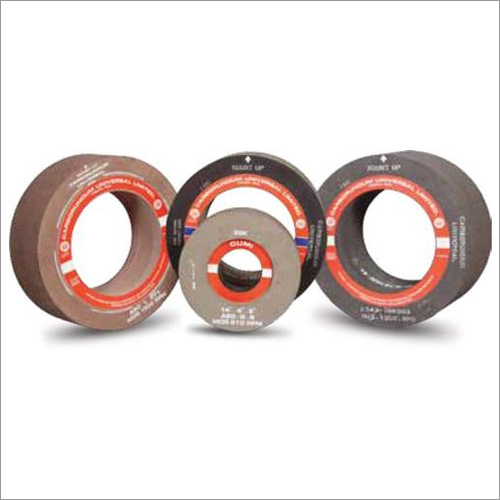 Fine Grit Rubber Wheels