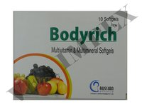 Bodyrich(Multivitamin & Multimineral Softgels)