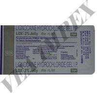 Lignocaine Hydrochloride Gel(Lox 2 %)