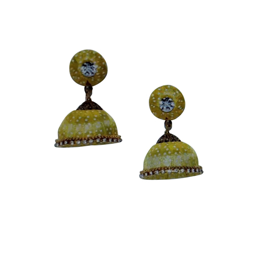 Ladies Designer Jhumka Set