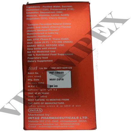 Multi CherryL( Lysine Health Supplement)