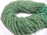 AAA Top Quality Natural Green Strawberry beads