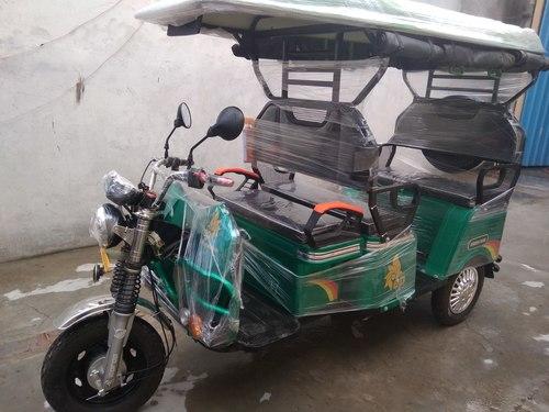 Classic E Rickshaw