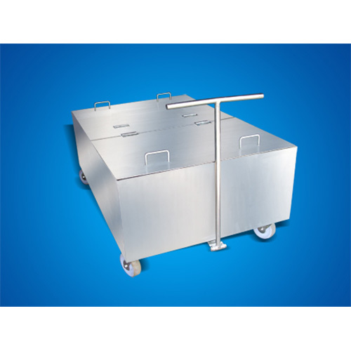 Trolley For Pharma and Food Processing Area