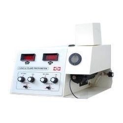 Dual Digital Flame Photometer