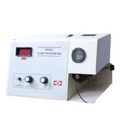 Single Digital Flame Photometer