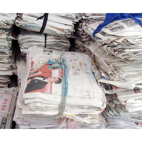 Over Issued Waste Newspaper