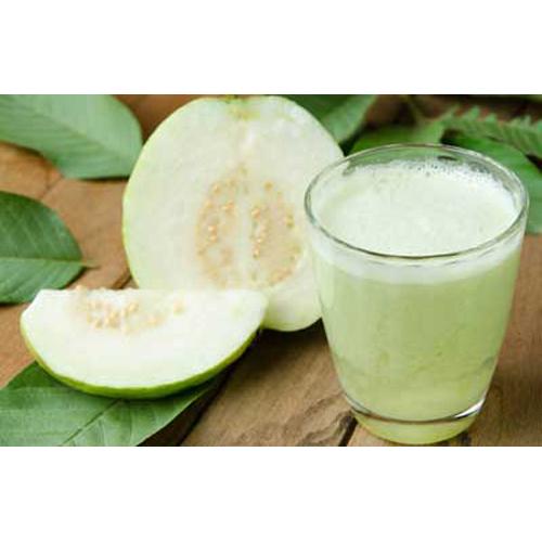 White Guava Pulp Slice