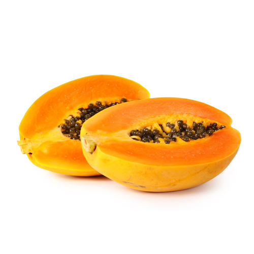 Papaya Pulp Dices