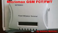 Micromax GSM FCT