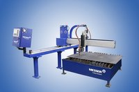 MS Sheet Cutting Machine