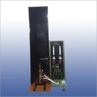 Single Cables Flamibility Tester