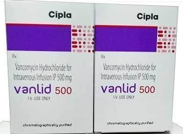 Vancomycin Hydrochloride Injection