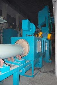 Cylinder Type Shot Blasting Machine