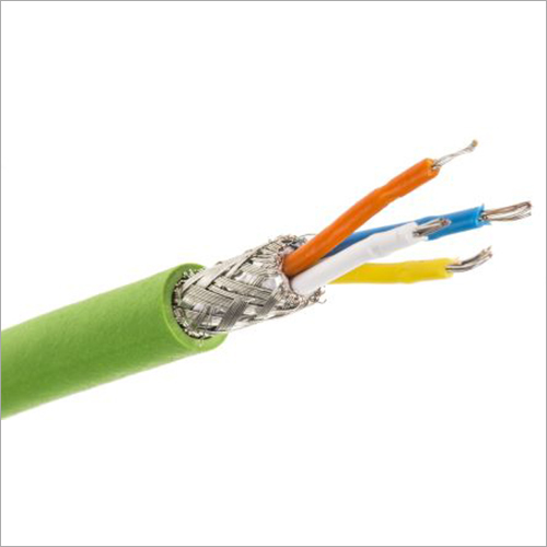 2 Pairs CAT5E SFTP Cable
