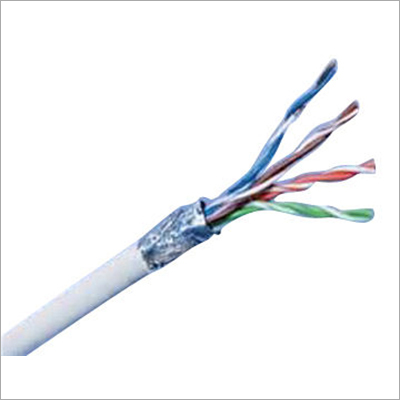 4 Pairs CAT5E SFTP Cable