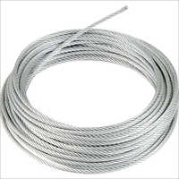 Galvanized Stainless Steel Wire Ropes
