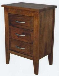 KHAMA SIDE CABINET 3 DRAWER