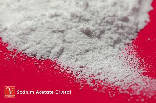 Sodium Acetate - Crystal