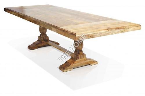 KAMALA DIN TABLE ON PEDESTAL