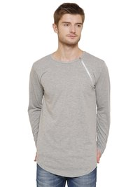 Men's Shoulder Chain T-shirt