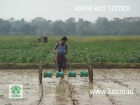 Direct Rice Seed Drill