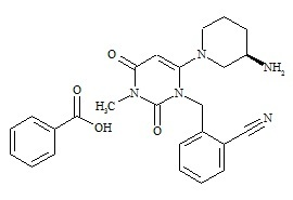 Alogliptin Benzoate