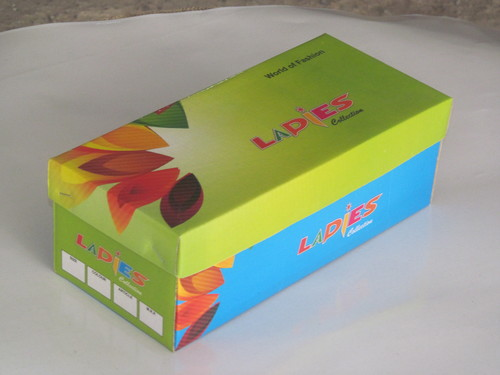 Printed Footwear Box