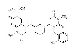 Alogliptin Related Compound 4