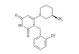 Alogliptin Related Compound 13