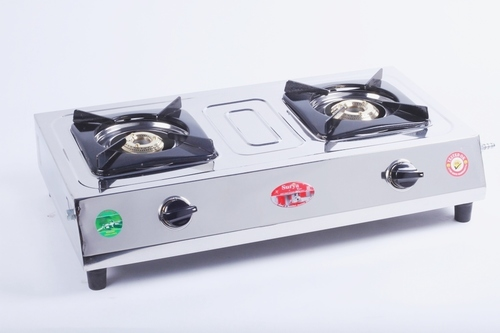 2 Burner Surya Care Gas Stove