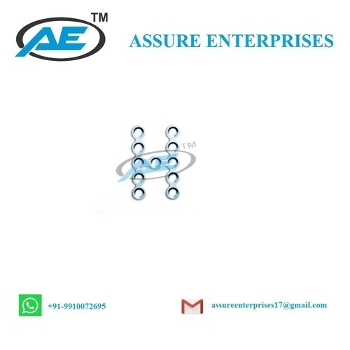 Assure Enterprise Mini H Shape Plate