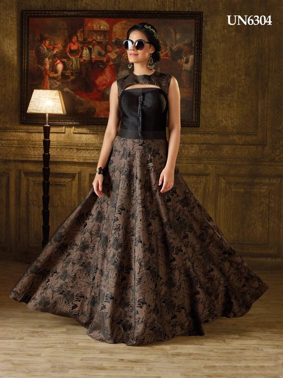 Party Wear Fancy Gown